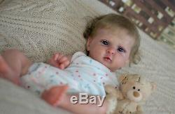 Doll Reborn baby Jocy by Olga Auer, artist Olga Konovnina, my sweet babies