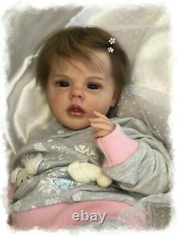 Doll reborn Sherry by Natali Blick