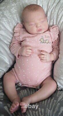Eden Reborn Nursery Presents Baby Girl Tessa Realborn DOLL
