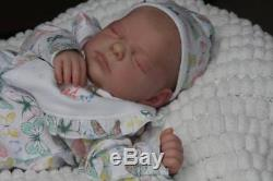 Eden Reborn Nursery Presents Reborn Doll Baby Girl Bellami so Real