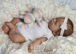 Eva by Bonnie Sieben full bodied silicone reborn doll baby