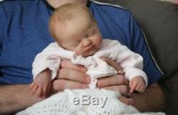 Evie By Laura Lee Eagles Reborn Baby Girl Doll Beverleys Art Babies