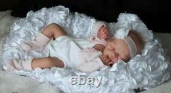 Full Body Anatomically Correct Reborn Baby Girl (huge Box Opening)