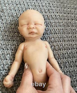 Full Body Mini Silicone Baby Girl