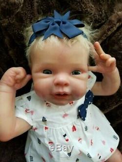 Full Body Reborn Lifelike Doll