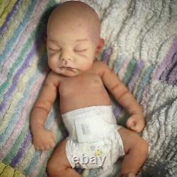 Full Body Silicone Baby Girl Preemie