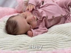 Full Body Silicone Baby Lucca Soft Blend Real Feel Lifelike #11/15