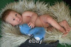 Full Body Soft Solid Silicone Baby doll 21 gril or boy REBORN SILICONA fluids