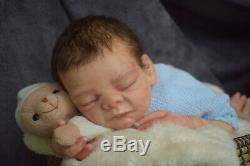 Full Body Soft Solid Silicone Baby doll/REBORN SILICONA Drink fluids