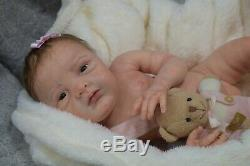 Full Body Soft Solid Silicone Baby doll/REBORN SILICONA Drink fluids, WET DIAPER