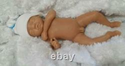Full Silicone 13 Baby Liam Blank Kit Unpainted