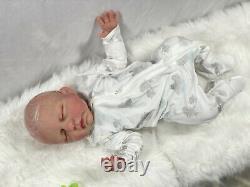 Full body silicone baby boy