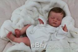 Gorgeous Newborn Reborn Baby Girl Doll Evie By Laura Lee Eagles