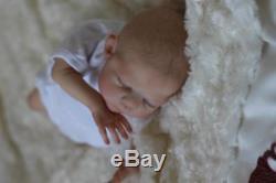 Gorgeous Reborn Pippin Kewy Baby Boy Doll Nubornz Nursery Painted Hair