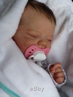 HANLEY reborn doll realistic baby realborn Kyrie pro artist GHSP