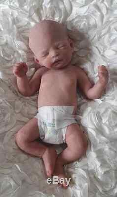 HOPE full bodied silicone prem baby by Jennie Lee reborn doll baby