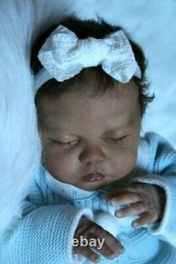 Hecklen' Who's presents Delilah by Nikki Johnston-Beautiful ethnic baby girl