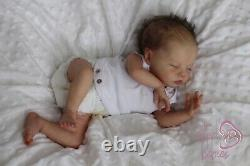 Highly Detailed Reborn Delilah Johnston Artful Babies Baby Girl Doll Iiora
