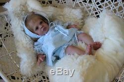 Hyper-realistic baby MAXI, limited set from the Sigrid Bock, art Lidia Lebedeva