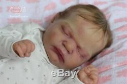 Hyperrealistic Reborn Baby doll ROMILLY Cassie Brace 18