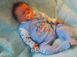 JACK Beautiful Lifelike Reborn Baby Boy 20 Doll New