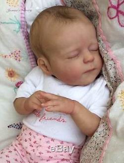 Joanna's Nursery ADORABLE Reborn Baby GIRL doll AMELIA JOANNA KAZMIERCZAK