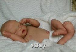 LE Reborn Collectable Baby doll art Newborn Nicholas/Trouble Boy/Girl