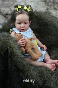LIAM by Bonnie Brown. Beautiful Reborn Baby Doll by Bonnie Brown