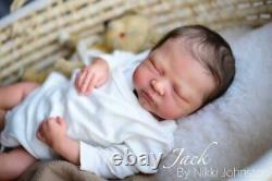 LIMITED EDITIONx JACK Reborn Kit Doll! XSOLD OUTx RARE