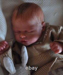LIMITED EDITIONx TROUBLE Reborn Kit Doll! XSOLD OUTx RARE