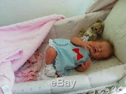 Laura Lee Eagles Journey reborn doll