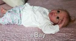 Layla reborn doll by Andrea Arcello