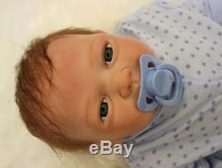 Lifelike 20 Reborn Baby Doll Soft Silicone Realistic Real Life Dolls Xmas Gifts