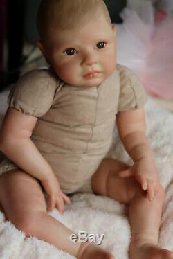 Lifelike Doll Reborn Toddler Boy Bountiful Baby Rowan By Dan At Sunbeambabies
