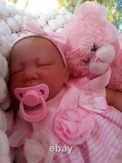 Lifelike Heavy 20 Last Two Sunbeambabies Child Friendly Reborn Baby Doll