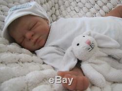 Lifelike Newborn Doll 22 P Gift Vinyl Real Reborn Sunbeambabies (outfit Varies)