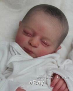 Lifelike Newborn Reborn Baby Doll Realborn Aria By Tiny Gifts Nursery