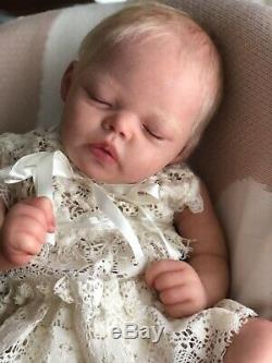 Limited Edition Tia Reborn Baby Doll