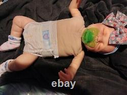 Lou Lou Reborn Baby (Handmade) + Small Special Box Opening