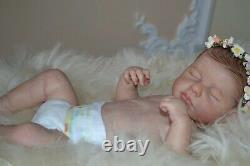 Lou Lou by Joanna Kazmierczak. Reborn doll baby. Reborn. Doll. Reborn doll. Baby