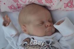 MARIAN ROSS Reborn Newborn Baby Girl Doll BIRDIE LAURA LEE EAGLES Ltd Edition