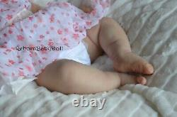 Maddie Bonnie Brown Toddler Reborn Baby Doll
