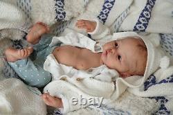 Magnolia Dream Doll Reborn baby girl LE 1500 Meadow by Andrea Arcello 17'