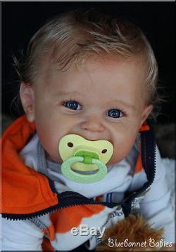 New Bluebonnet Babies Reborn Doll Tori Prototype By Ping