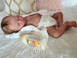 NEW! Reborn Baby Girl Delilah by Nikki Johnston/R. A Alejandra Gonzalez