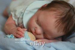 Newborn Baby Xander reborn DOLL by Cassie Brace Puppe Rebornbaby wie echt