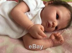 Newborn baby girl reborn dolls
