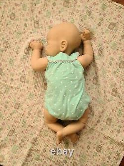 Orlaith Silicone BLANK Baby Doll