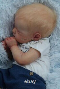 Pbn Yvonne Etheridge Reborn Baby Doll Boy Sculpt Azalea By Laura L Eagles 0121
