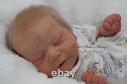 Pbn Yvonne Etheridge Reborn Baby Doll Boy Sculpt Chase By Bonnie Brown 0221